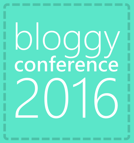 Bloggy Conference 2016!