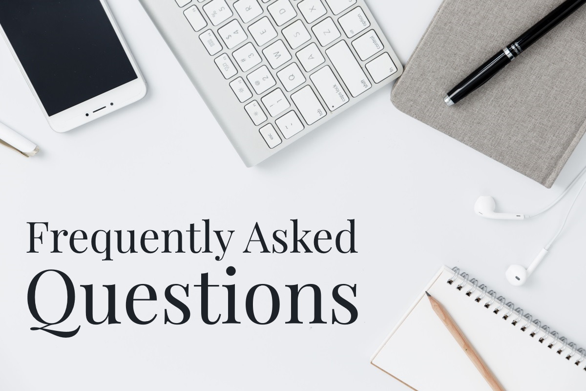 bloggy conference frequently asked questions